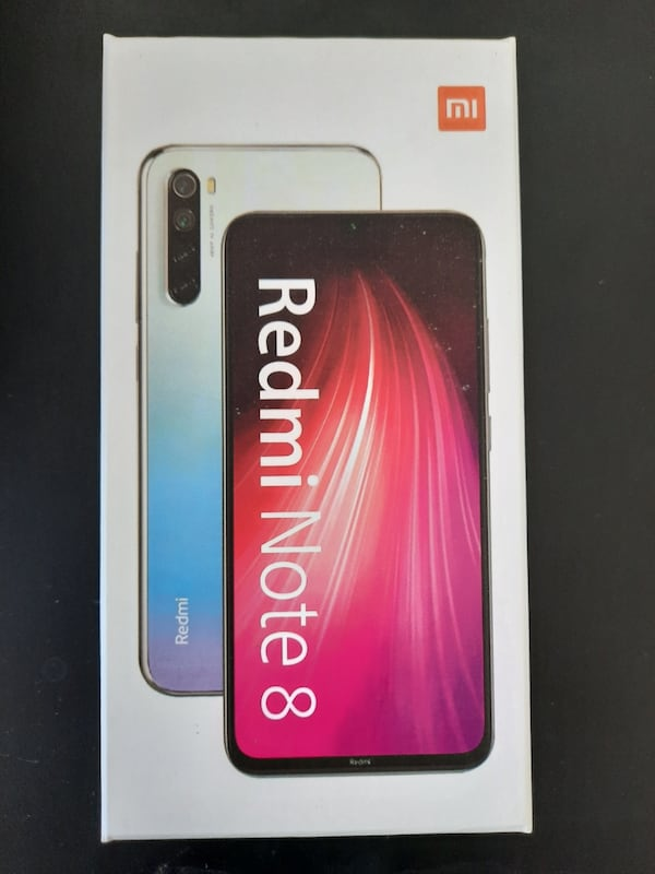 Xiaomi Redmi Not 8 64 gb sıfır global 5767c2ce-0485-4243-bfb3-f8b40aa8ace2