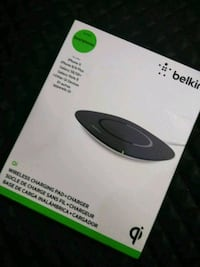 white and black Belkin wireless router box Las Vegas, 89121