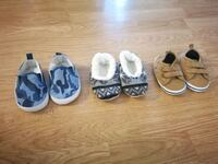 Baby shoes/ sneakers / sleepers / runners / sandals / winter boots Calgary, T3K