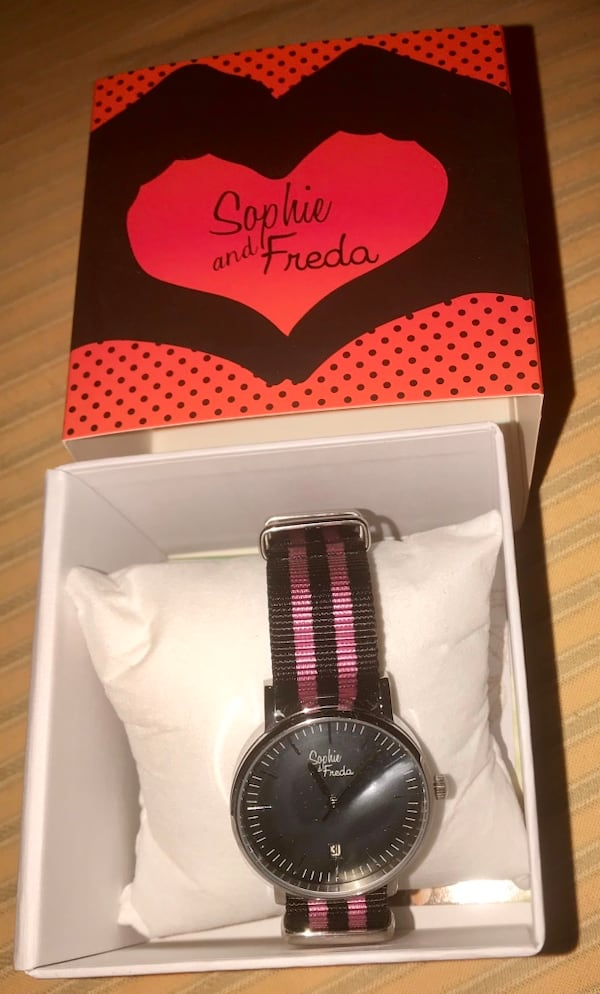 New Sophie and Freda Nantucket 36mm Ladies Watch 98534fe2-bc43-41c4-a78e-3494315cb997