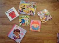 toddler's assorted learning books Toronto, M1H 3H3