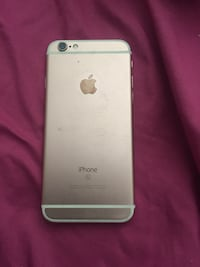 gold iPhone 6 with case Austin, 78744