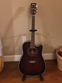Ibanez Artwood Acoustic/Electric Gutar