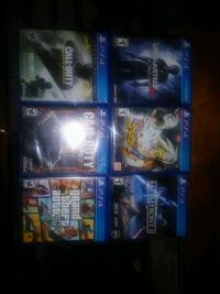 Ps4 games  Irving, 75038