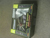 Wireless flying saucer remote control box Monroe, 06468