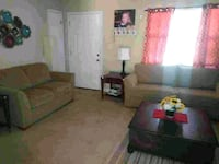 Couch, Loveseat, 2 End Tables, 2 Lamps Dallas, 30157