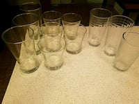 clear glass cups Houston, 77004