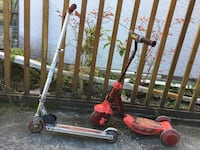 2 Scooters for Kids Coquitlam, V3B