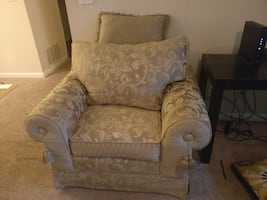 Single seater and Loveseat for sale