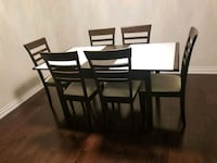 Beautiful table with chairs  Vaughan, L4J 4P8