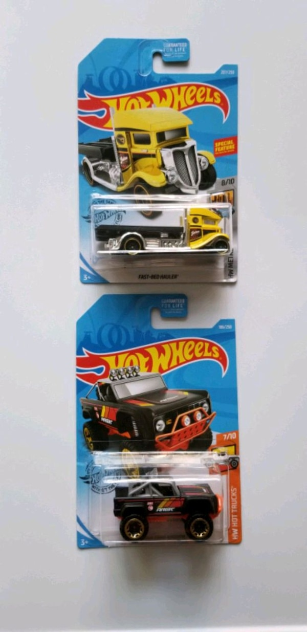 HOT Wheels Reg Treasure Hunts 2019