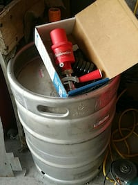 red and sikver Budweiser power tool in box Rio Rancho, 87124