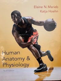 Human Anatomy & Physiology (Pearson 10th)