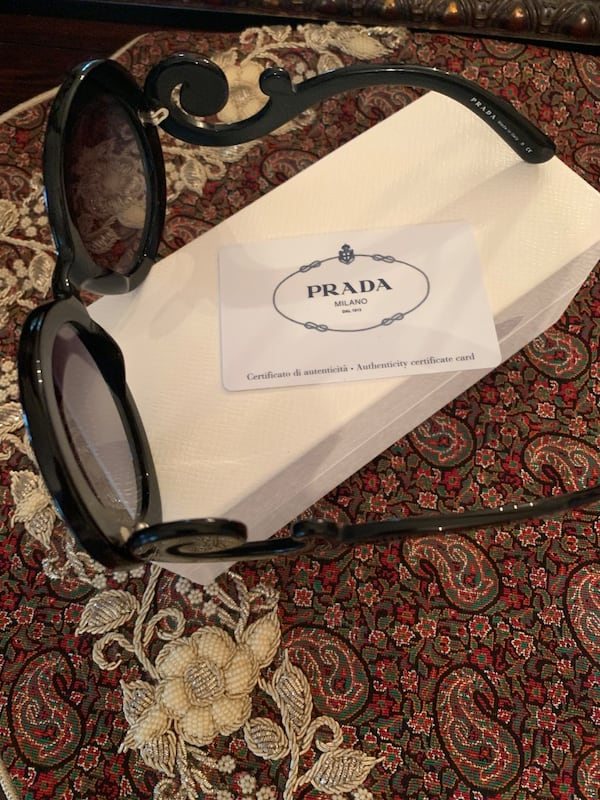 Prada Sunglasses 1