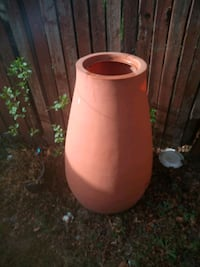brown and white ceramic vase Calgary, T2A