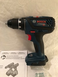 Brand new never used Bosch 18V compact tough drill driver. Tool only  Vacaville, 95687