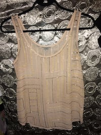 GUESS beaded top Calgary, T2V 0B7