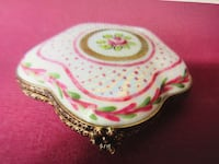 Limoges Pink box Whitby