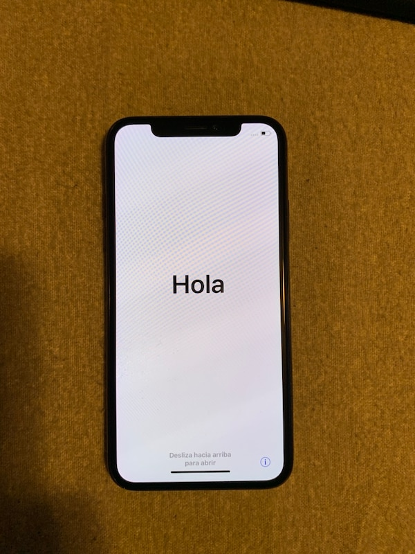 iPhone X mint condition 256gb a4040058-f336-41df-bfc2-39414c4d7e68