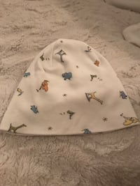 Baby hat. Like new.