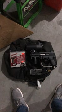 Tippmann a 5 with mode handle and co2 tank Calgary, T3P 0R6