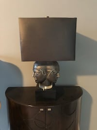 """Uttermost - """"Three Faces"""" Lamp REDUCED"""