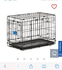 Dog or cat small Crate