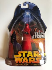 STAR WARS: Revenge of the Sith Royal Guard #023  Las Vegas, 89148