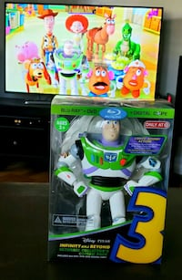 Toy Story 3 Target Exclusive Blu-ray/DVD