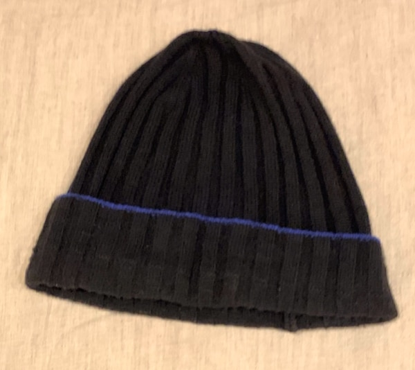 b3d96d703a8 Used Reduced - Barneys New York Tipped-Cuff Wool-Cashmere Hat for sale in New  York - letgo