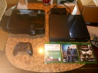 1 tb xbox with 3 games and 3d projector Lakewood, 80214