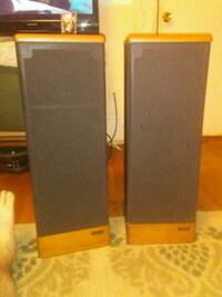 Advent prodigy tower speakers Little Rock, 72205