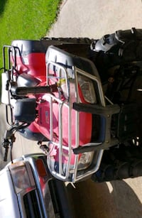 Honda fourwheeler 4x4  Terry, 39170