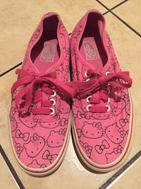 Hello Kitty Vans Littlerock, 93543