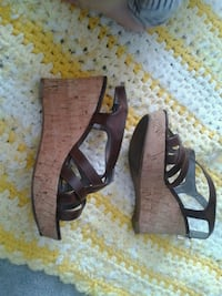 Sz9 Marc Fisher Wedges Ottawa