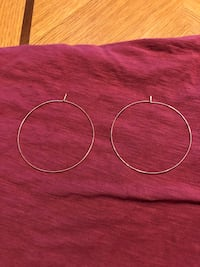 Hoop Earrings By Lana Roselle Park, 07204