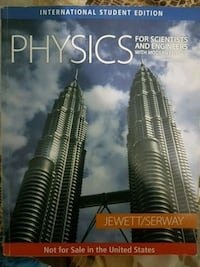 physics for scientists and engineers with modern physics ingilizce Bolu