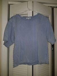 blue scoop neck t-shirt Germantown, 20874