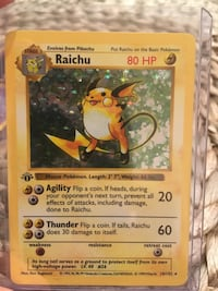 Pokemon Cards  Winter Garden, 34787