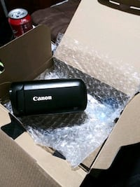 Canon camcorder new $160 never used