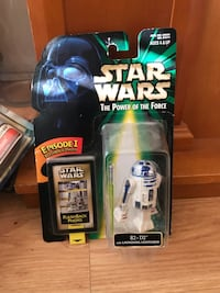 Star Wars Attack Of The Clones Action Figure Lot Lancaster, 93535