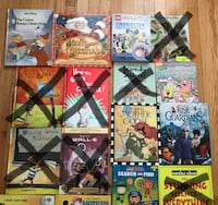Kids books $1 each  Brampton, L6V 1E8