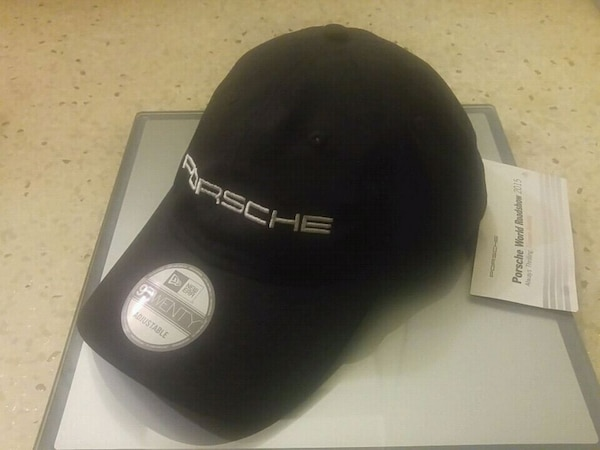 4987d25ccdbd8 Used Porsche Baseball Cap (Adjustable) for sale in Redwood City - letgo