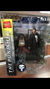 Punisher Marvel Diamond Select; 2002 Edition La Habra, 90631
