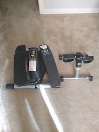 black and gray exercise equipment Waldorf, 20603