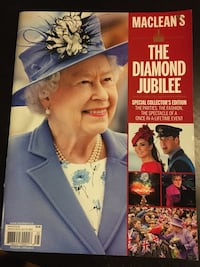 Diamond Jubilee special collector's ed Port Coquitlam
