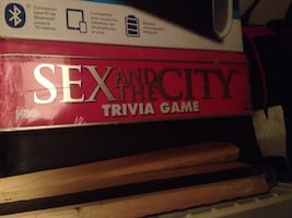 Sealed box sex in the city trivia game