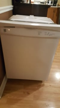 white electric dishwasher Barrie, L4N 7G7