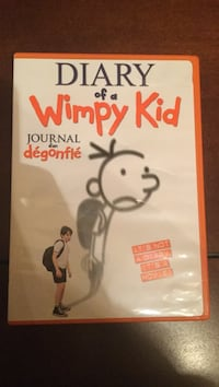Diary of a Wimpy Kid movie case Kingston, K7P 1A1