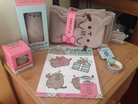 Pusheen Items For Sale - 2016 Winter Box Burnaby
